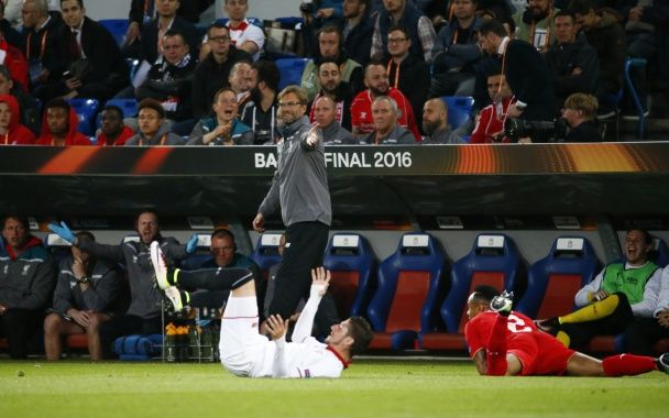 """Іспанський тріумф: як """"Севілья"""" обіграла """"Ліверпуль"""" у фіналі Ліги Європи"""