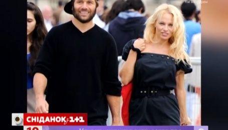 Памела Андерсон почала зустрічатися із 35-річним французом