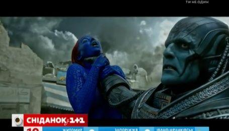 """Дженнифер Лоуренс назвала """"Люди Х: Апокалипсис"""" лучшим фильмом во всей франшизе"""