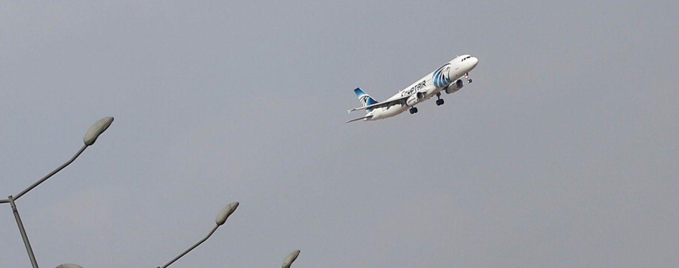 Авіакатастрофа EgyptAir могла статися через помилковий сигнал про задимлення – ЗМІ