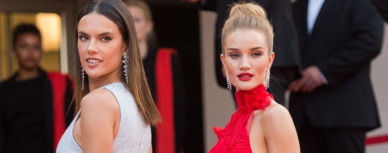 Канны-2016: самые сексуальные наряды на красной дорожке. День 7