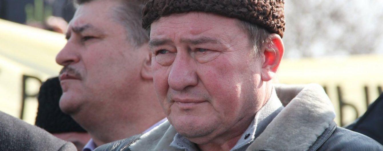 Кримські татари не підуть на вибори до Держдуми  на окупованому півострові – Умеров
