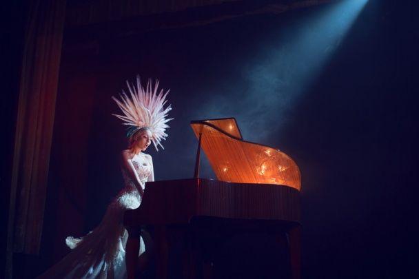 """Оля Полякова представила дивовижний кліп на пісню """"О Боже, как больно"""""""
