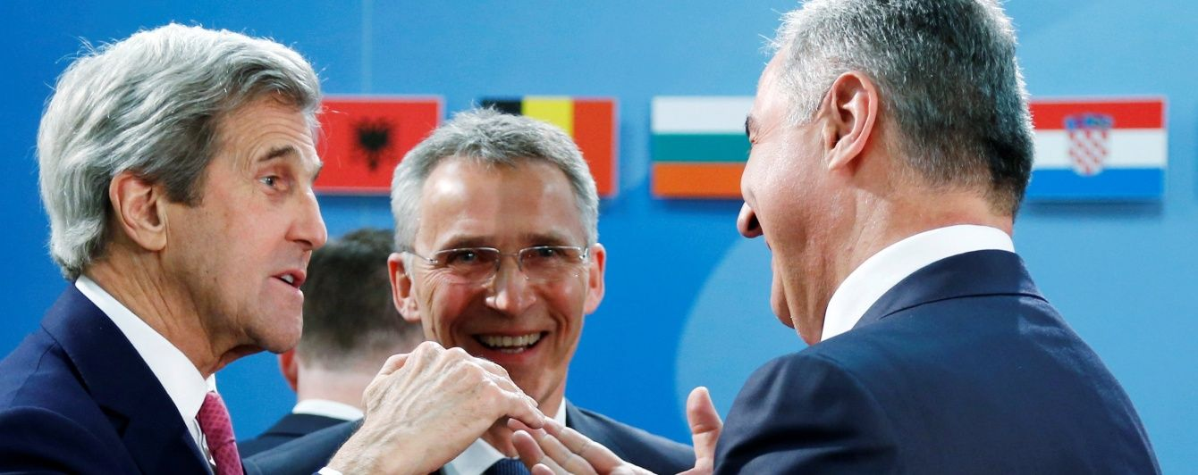 Чорногорію офіційно прийняли до НАТО