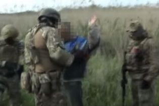 """СБУ затримала інформатора """"ДНР"""" та бойовика, який захоплював відділ міліції у Краматорську"""