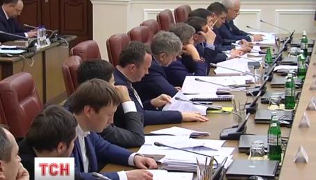 Кабінет міністрів оголосив пріоритети на 2016 рік