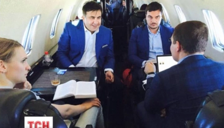 Михеила Саакашвили снова обвиняют в коррупции