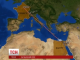 У Середземному морі тривають пошуки літака, що прямував із Парижа до Каїра