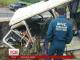 Автобус із російськими військовими зірвався в прірву в Південній Осетії