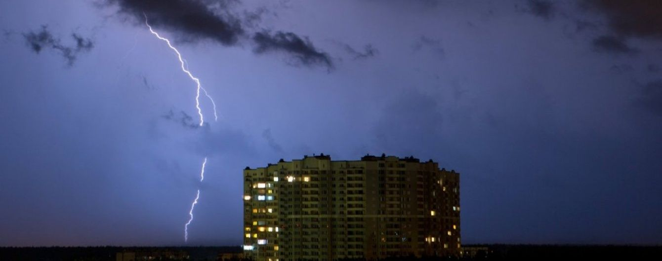 У більшій частині областей України обіцяють грози. Прогноз погоди на 20 травня