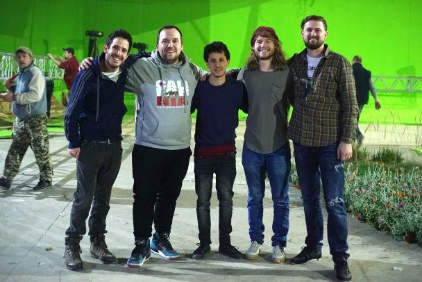 Украинская команда приоткрыла завесу создания удивительного клипа Coldplay