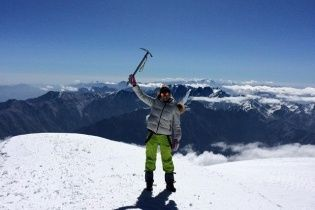 Украинка после Эвереста собралась на новую вершину с экстремальными условиями