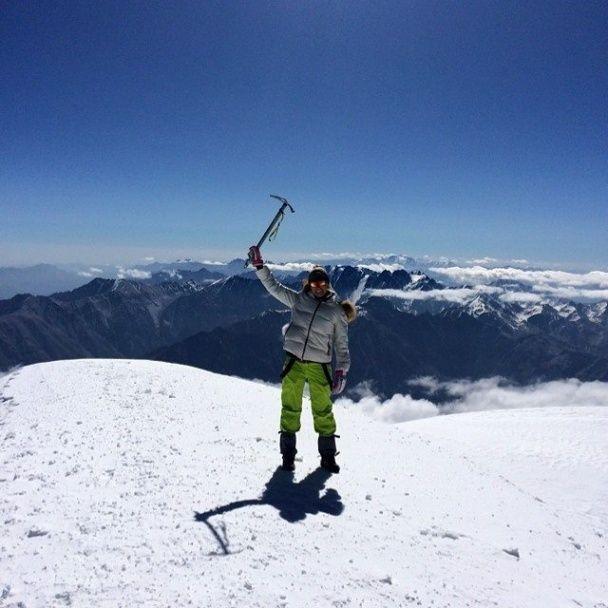 Українка вперше в історії підкорила Еверест