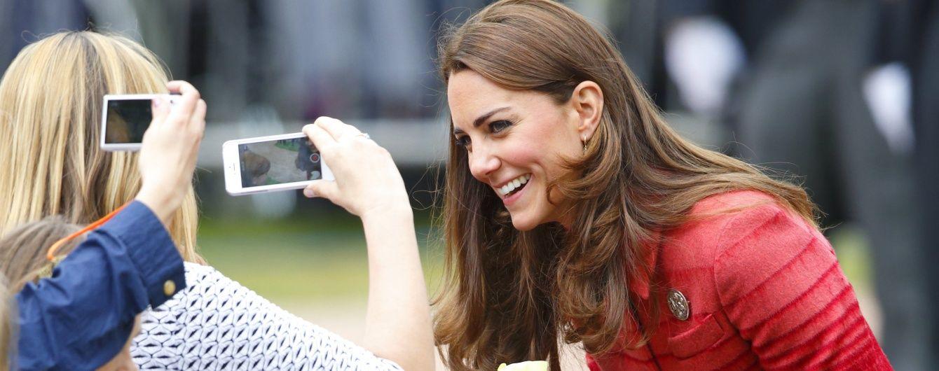 Это успех: снимки герцогини Кембриджской оценил известный фотограф
