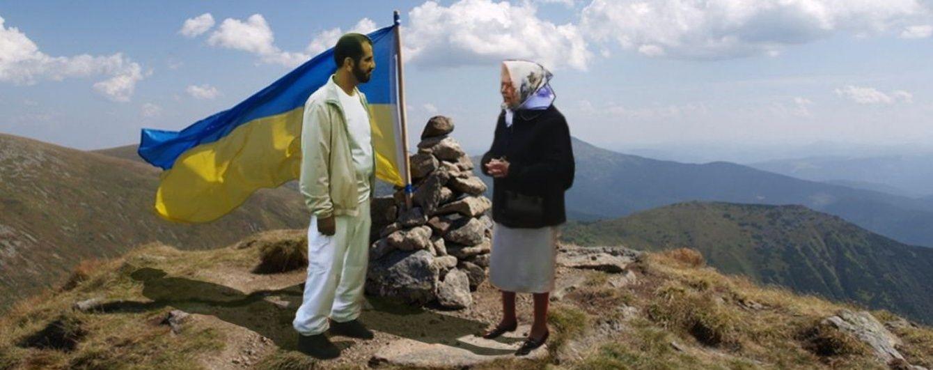 Десь у паралельній реальності. Як арабський шейх зустрів в Україні королеву Британії