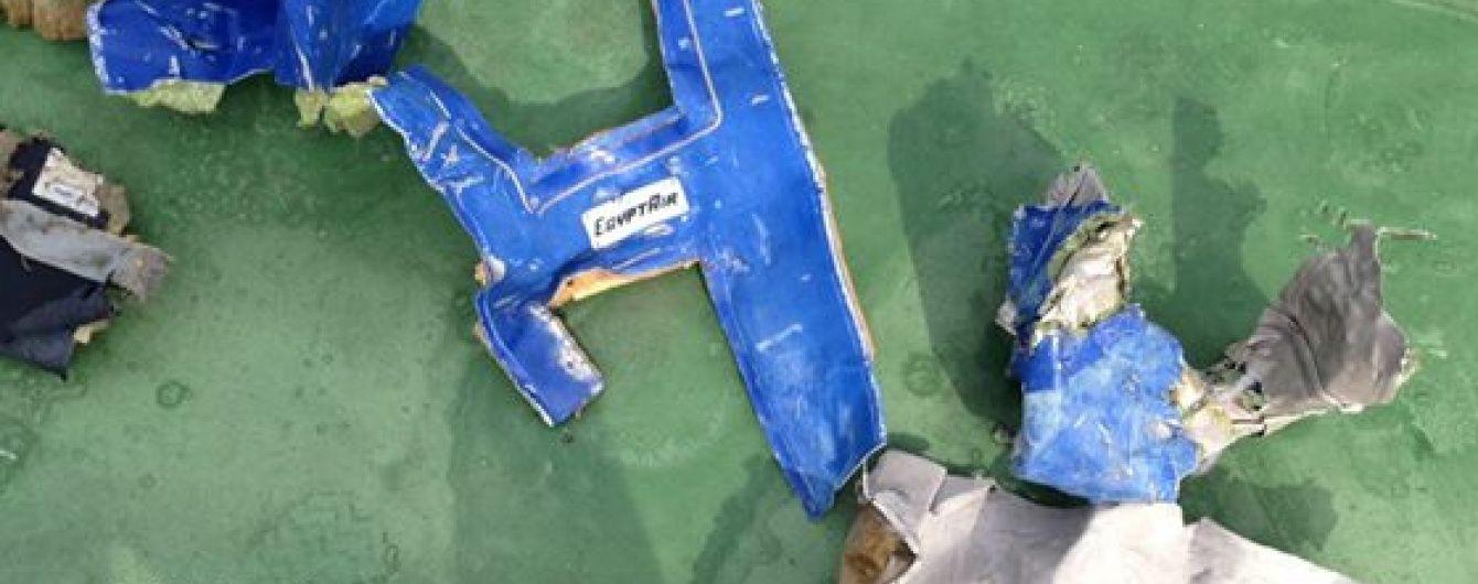 """""""Чорні скриньки"""" з літака EgyptAir виявилися сильно пошкодженими"""