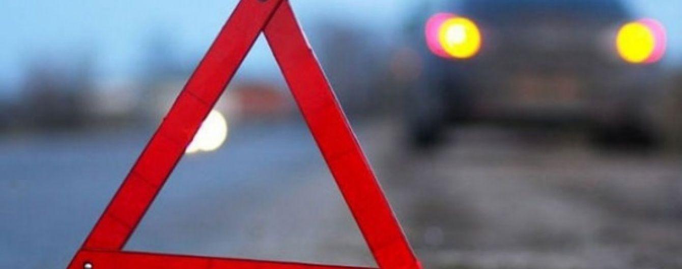 Масова ДТП у Кіровограді: дві маршрутки зіткнулися з двома легковими авто