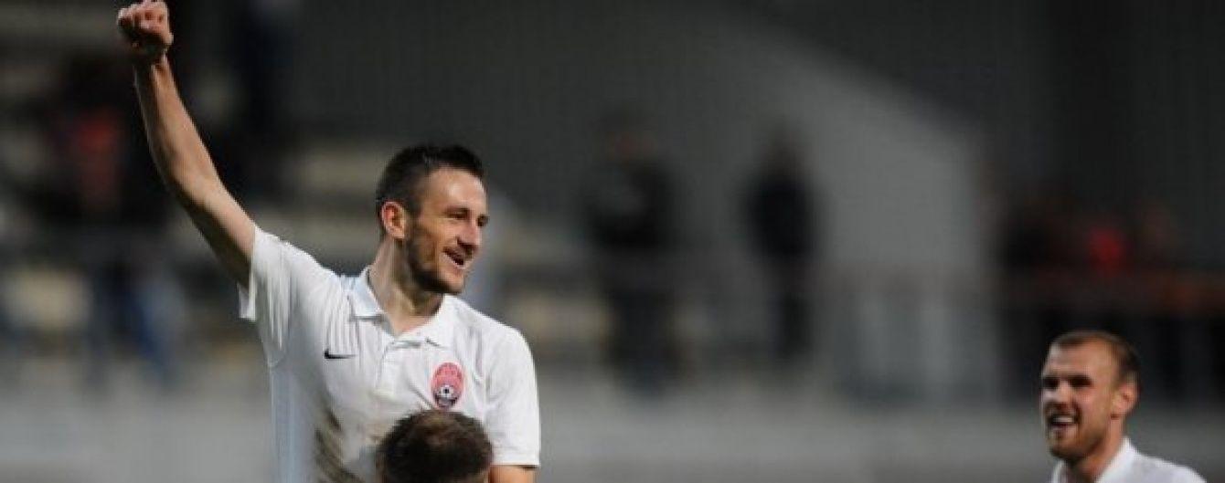 Тотовицький забив найкрасивіший гол 26 туру чемпіонату України