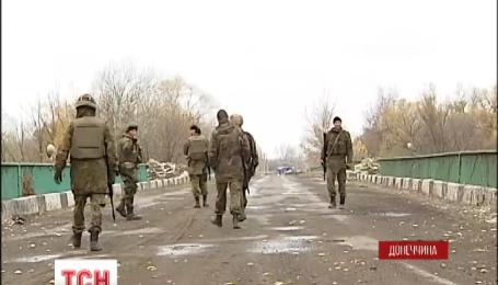 Боевики ведут огонь вдоль всей линии разграничения на Донбассе