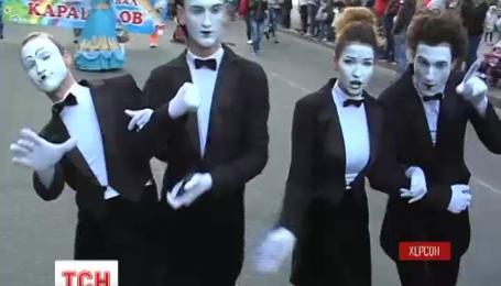 """У Херсоні триває міжнародний театральний фестиваль """"Мельпомена Таврії"""""""