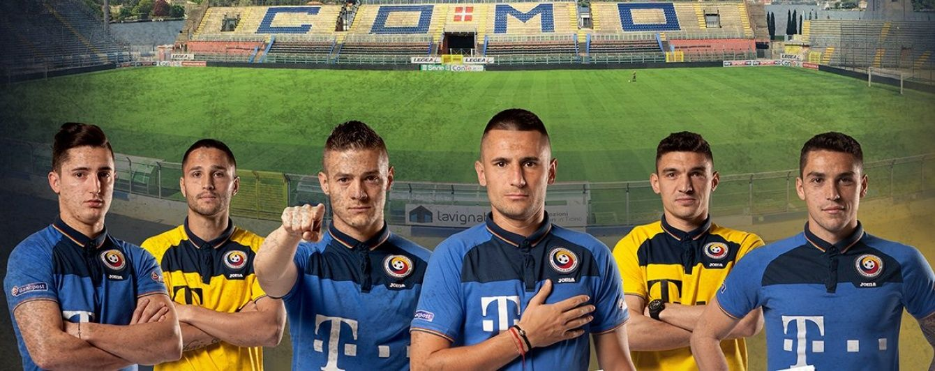 Збірна Румунії: представляємо учасника Євро-2016