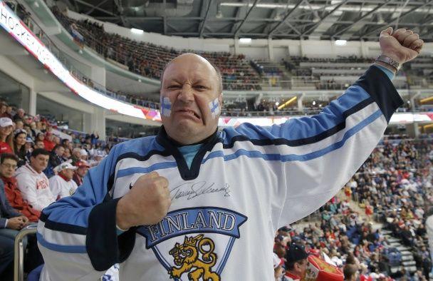 Хокейна збірна Канади виграла російський чемпіонат світу