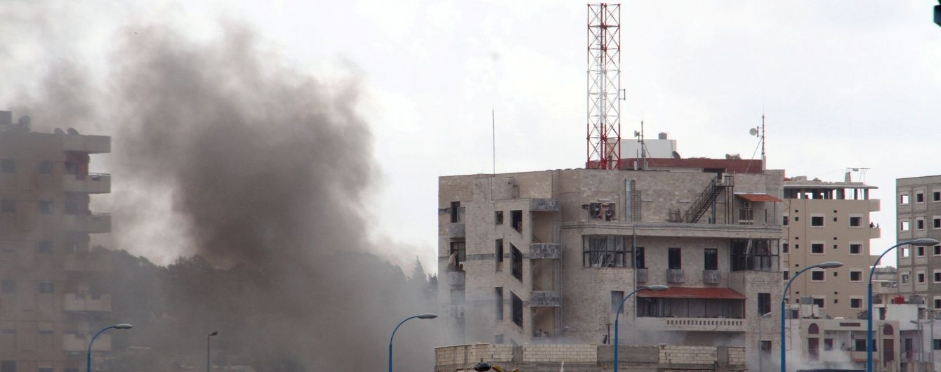 Пентагон не виключив нанесення авіаудару по базі армії Асада