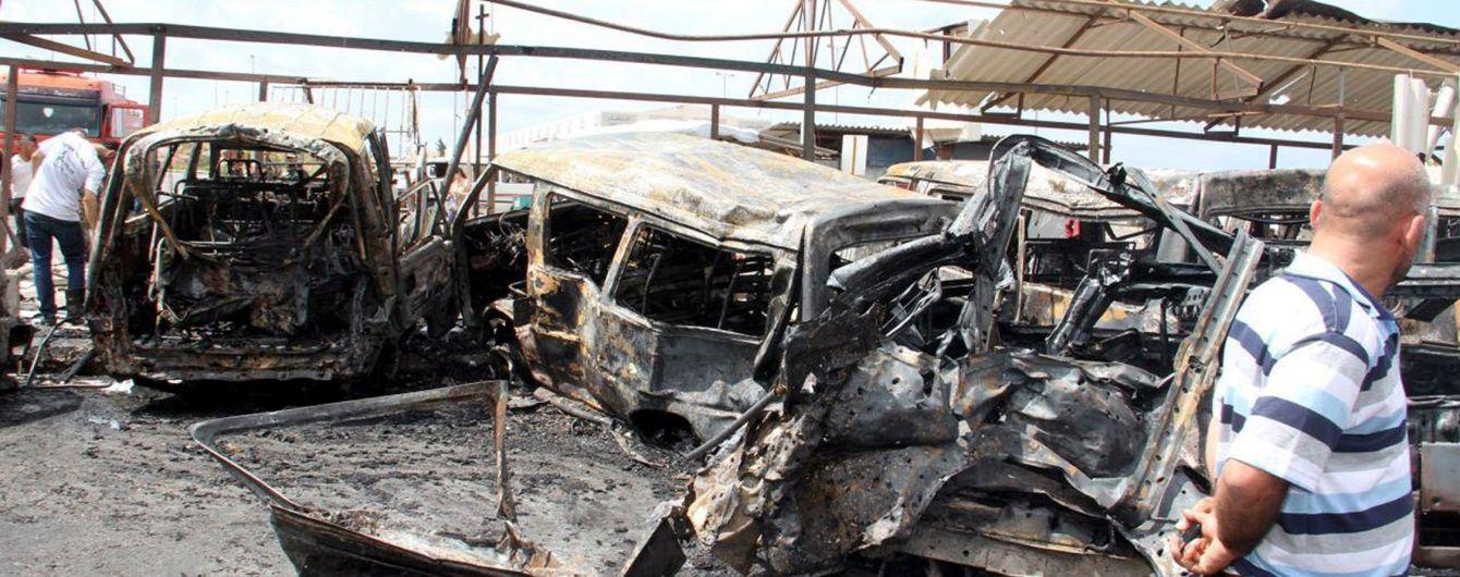 Американські військові повідомили подробиці авіаудару по базі військових Асада