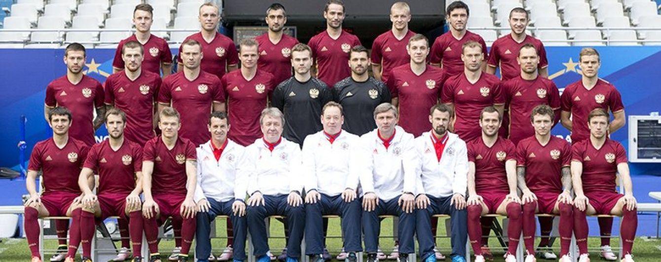 Збірна Росії: представляємо учасника Євро-2016