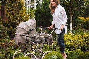 Ольга Фреймут розсекретила ім'я батька свого крихітного синочка
