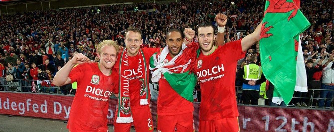 Збірна Уельсу: представляємо учасника Євро-2016