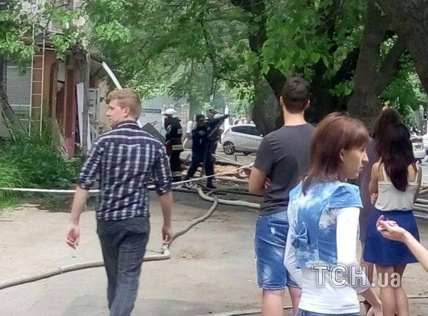 У житловому будинку Одеси пролунав вибух