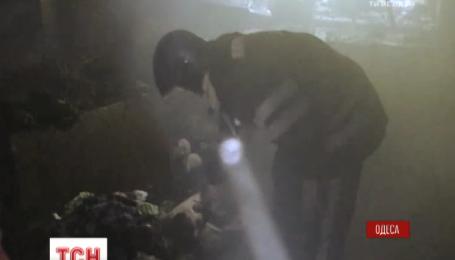 Мужчина, пострадавший от взрыва в одесской девятиэтажке, до сих пор в реанимации