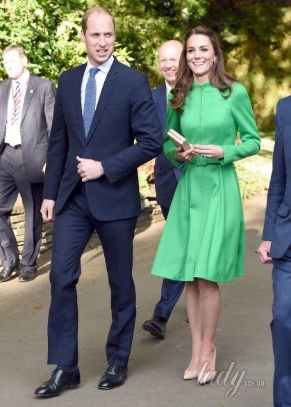 Герцогиня Кембриджская и принц Ульям_1