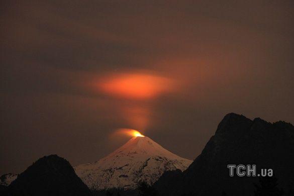 вулкан Вільярріка