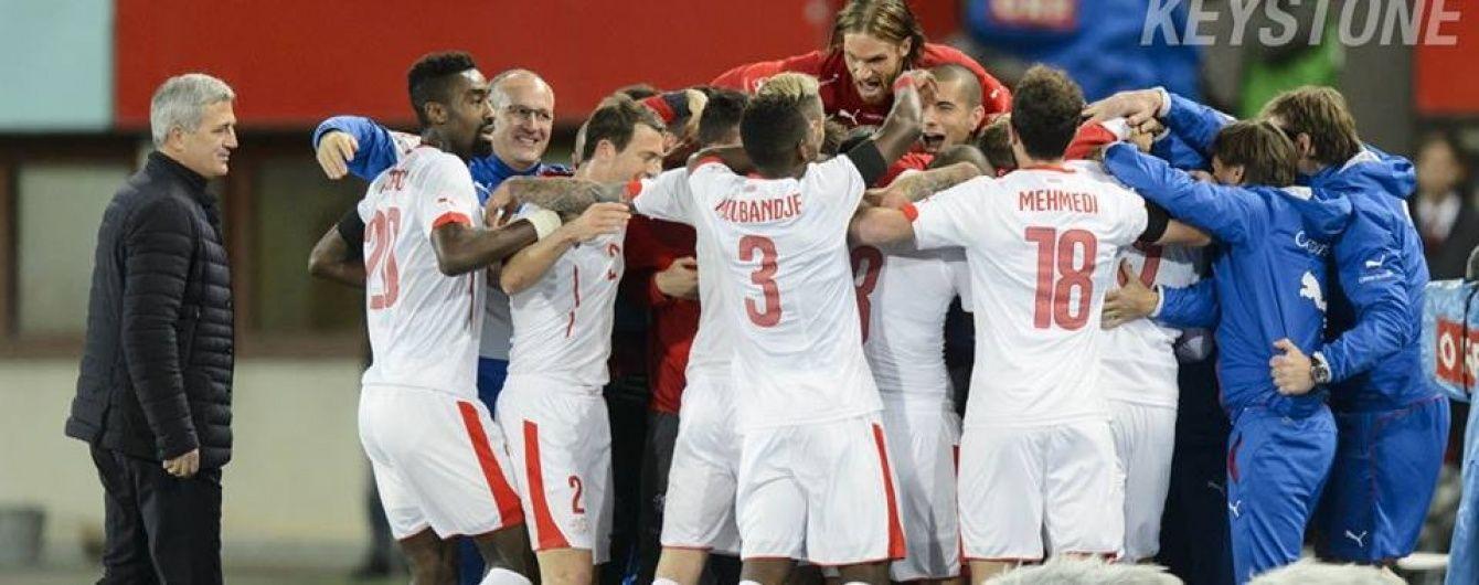 Збірна Швейцарії: представляємо учасника Євро-2016