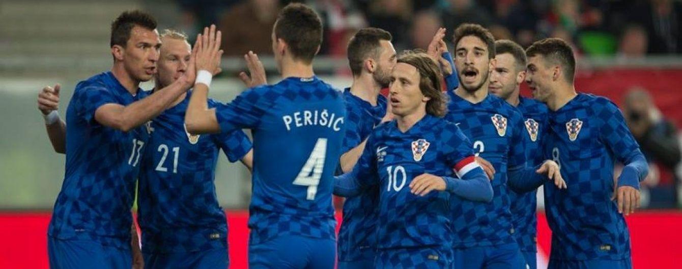 Збірна Хорватії: представляємо учасника Євро-2016