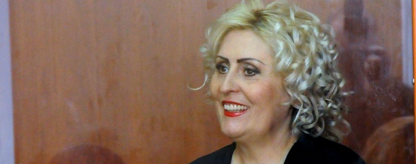 Суд продовжив арешт скандальної Штепи і не зміг допитати Таруту