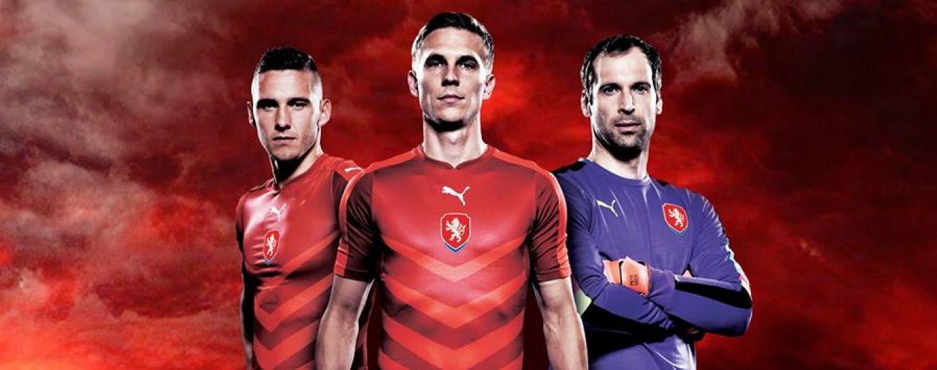 Збірна Чехії: представляємо учасника Євро-2016