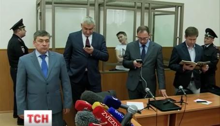 Надежда Савченко запретила адвокатам подавать прошение о помиловании к президенту РФ