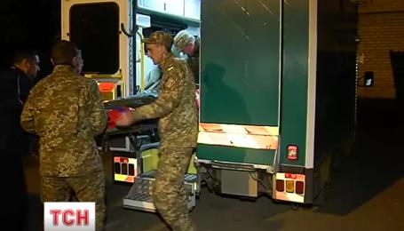 З 66 військово-польового госпіталю сьогодні відправляють трьох бійців