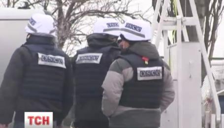 ОБСЄ відкриває патрульну базу у Щасті в Луганській області