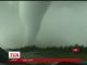 Від потужних торнадо постраждали мешканці штатів Оклахома та Канзас