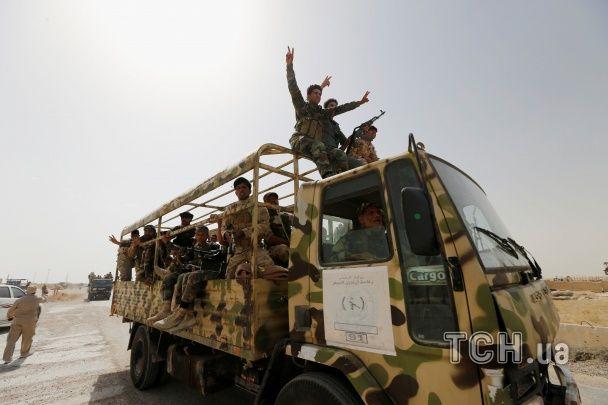 """Штурм Фаллуджі: іракські військові звільнили кілька сіл і вбили ватажка """"ІД"""""""