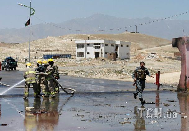 В Афганістані невідомі підірвали автобус із працівниками суду, 10 загиблих