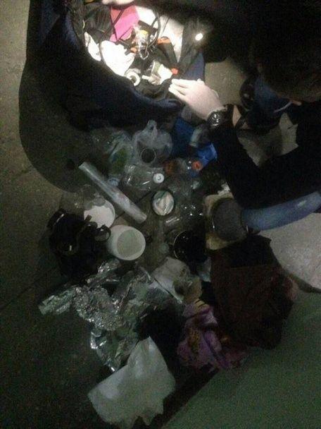 У Києві поліція схопила молодиків із партією наркотиків на 1,5 млн грн