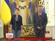 Петро Порошенко виступив на прес-конференції з Надією Савченко