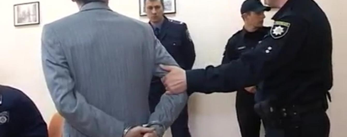 Нападник на дружину Турчинова погрожував всьому керівництву України