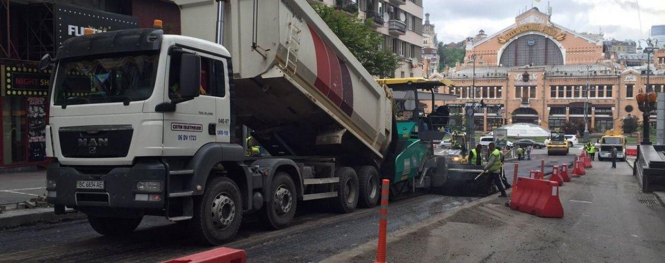 Рада поддержала создание отдельного фонда для ремонта дорог