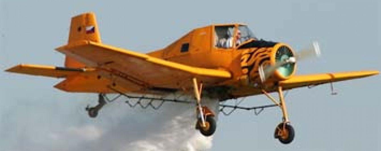 На Волині в авіакатастрофі загинув пілот